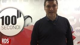 I 100 secondi di Bruno Bartolozzi: «Juve, niente festa a Ferrara»