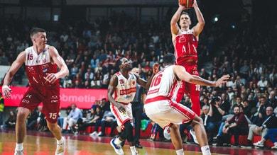 Basket, A1: Milano spunta il derby lombardo