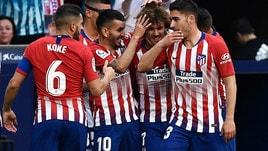 Liga, l'Atletico Madrid supera il Celta Vigo. Alaves ancora sconfitto