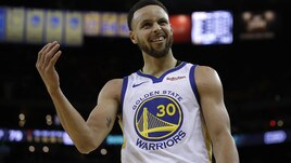 NBA Playoff: Curry da record, Gallinari non basta ai Clippers. Sorpresa San Antonio