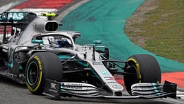 F1 Mercedes, Bottas: «Ho perso in partenza»
