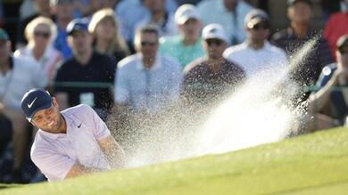 Golf, Augusta Masters: Molinari in testa a un giro dal termine