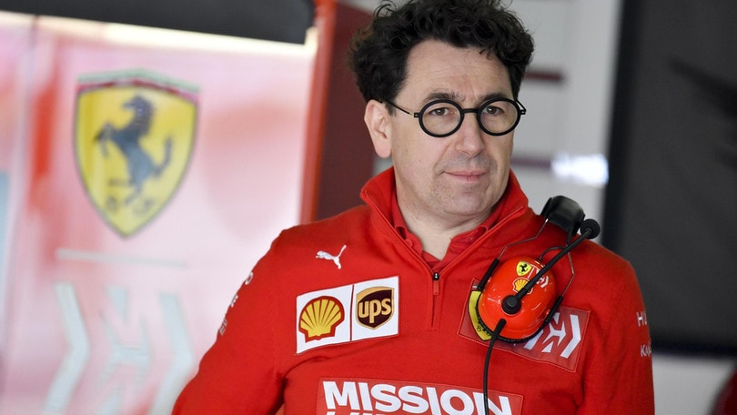 F1 Ferrari, Binotto: «Ora pensiamo a Baku»