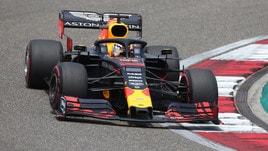 F1 Red Bull, Verstappen: «Miglior risultato possibile»
