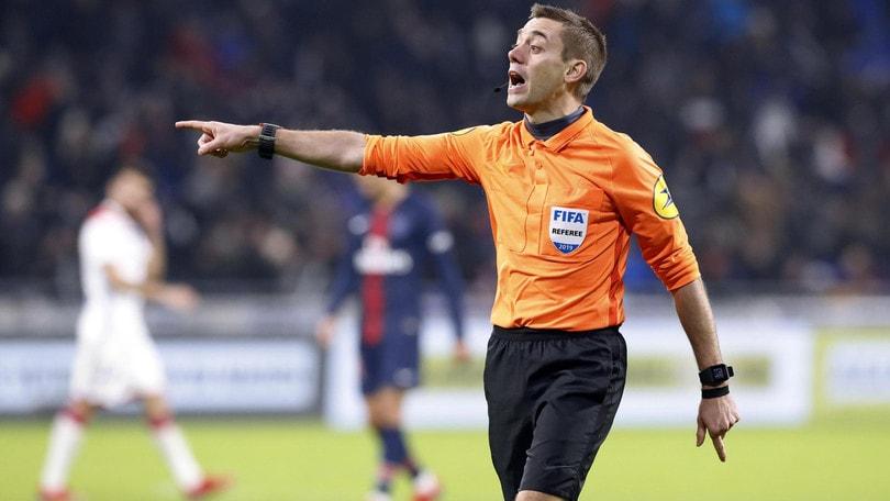 Champions League, Juventus-Ajax: arbitra Turpin