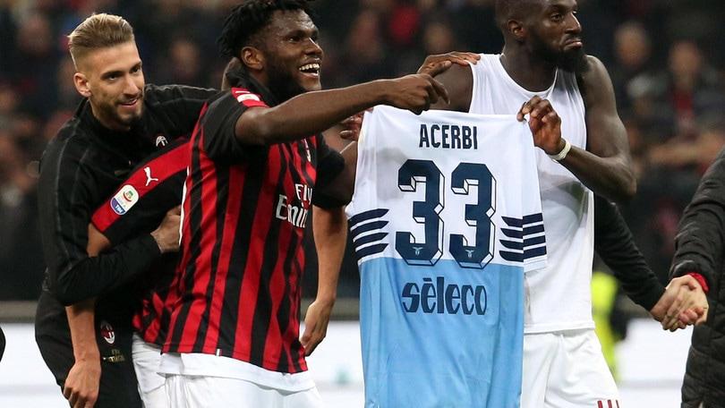 Milan, Kessié e Bakayoko a rischio squalifica per scherno ad Acerbi