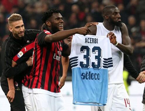 Comunicato ufficiale del Milan: «Bakayoko-Kessié, non era scherno»