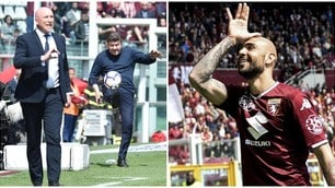 Torino: Zaza crea, distrugge e fa infuriare Mazzarri