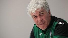 Serie A Atalanta, Gasperini: «L'Empoli? E' una signora squadra»