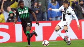 Serie A Parma, Scozzarella torna in gruppo