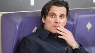 Serie A: pari per Montella al suo ritorno in viola