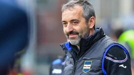 Serie A Sampdoria, Giampaolo: «Complimenti ai ragazzi, è stata una partita dura»