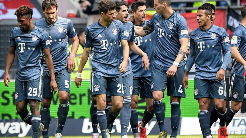Bundesliga, poker Bayern a Dusseldorf