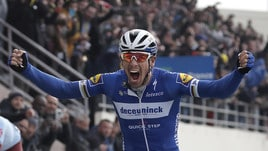 Ciclismo: trionfo di Philippe Gilbert alla Parigi-Roubaix