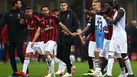 Comunicato ufficiale del Milan: «Bakayoko-Kessie, non era scherno»