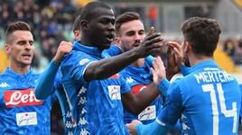 Chievo-Napoli 1-3: ancora rinviato lo scudetto Juve