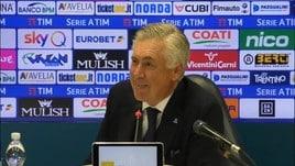 Ancelotti scherza: