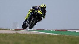 MotoGp Austin: vittoria per Rins, Rossi 2°. Caduta per Marquez