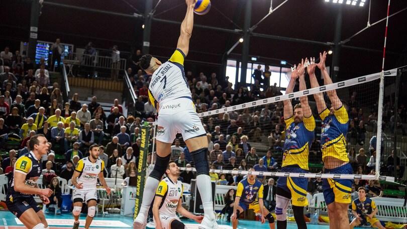 Volley: A2 Maschile, Play Off Promozione, Piacenza e Spoleto in ...
