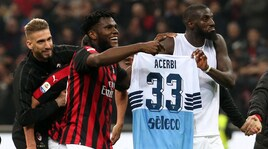 Serie A Milan-Lazio: non ammessa la prova tv per Kessie e Bakayoko