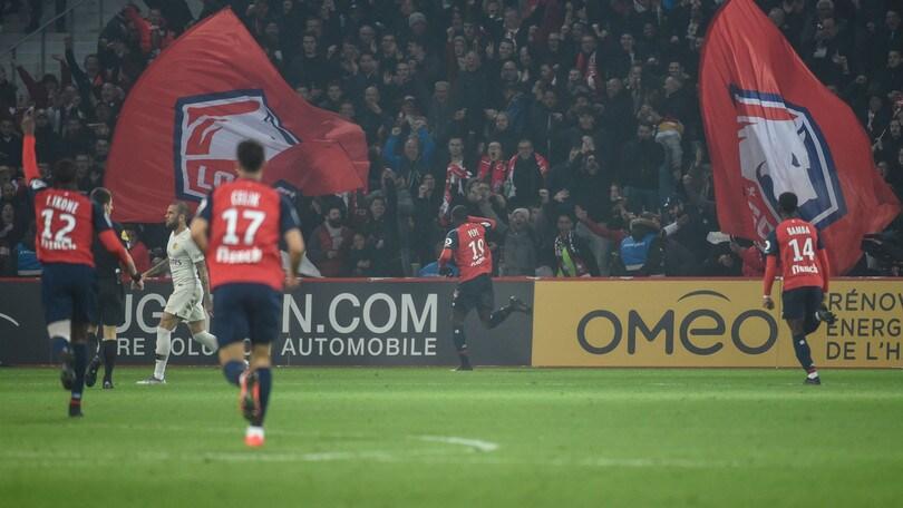 Ligue 1: rimandato l'appuntamento con il titolo per il Psg