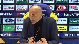 Spalletti elogia l'Inter: