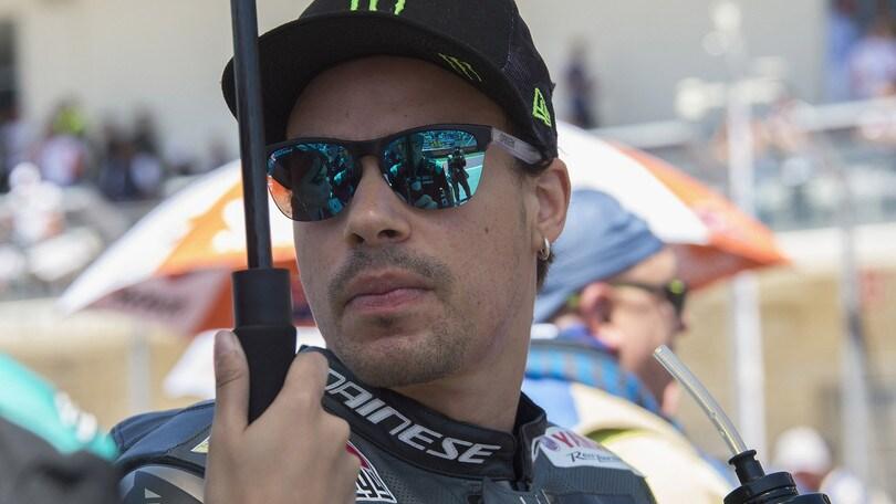 MotoGp Petronas Yamaha: Morbidelli: «Mi sento in grande condizione»