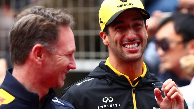 F1 Renault, Ricciardo: «Risultato positivo, ma c'è tanto gap»