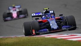 F1 Toro Rosso, Albon: «Avevamo un buon ritmo»