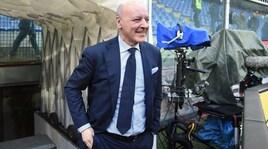 Inter, Marotta: «Siamo indietro rispetto all'Europa che conta»