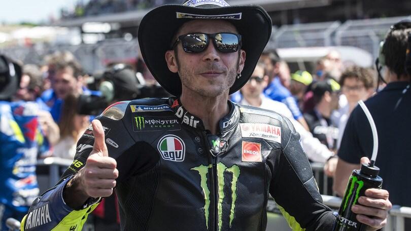 MotoGp, Rossi c'è: scende a 5,00 la quota trionfo