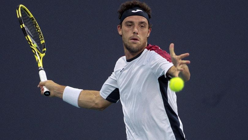 Tennis, ranking Atp: Cecchinato si conferma primo tra gli italiani
