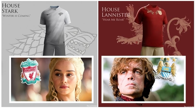Game of Thrones e Champions: calcio e serie tv in campo