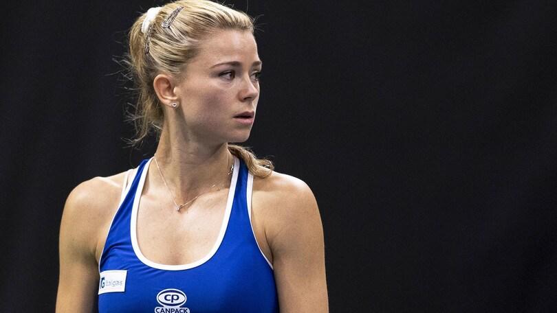 Tennis, classifica Wta: la Giorgi perde una posizione, Osaka ancora prima