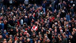 Torino, fermati ultras Ajax con armi. Salvini: «Niente partita per i teppisti olandesi»
