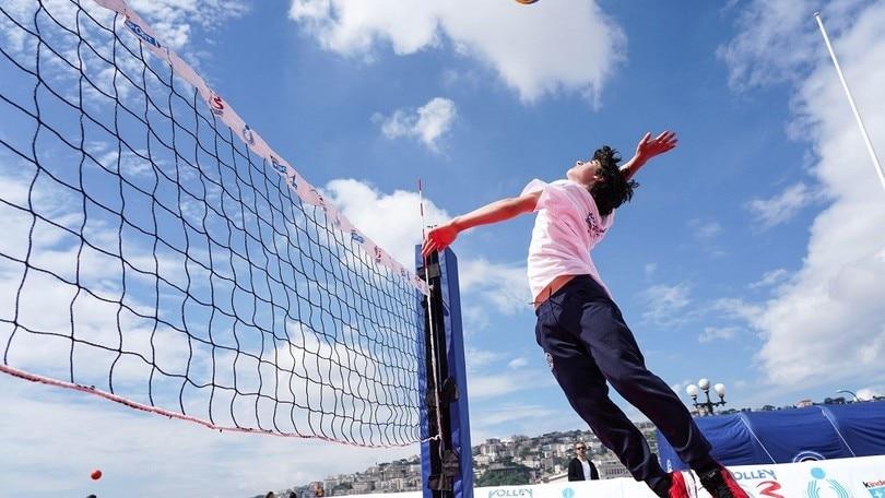 Volley: Tennis and Friends da record a Napoli