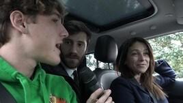 Roma, ritrovata l'auto rubata alla mamma di Zaniolo