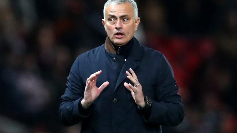 Champions League, Mourinho: «Non mi sorprenderebbe se Juve e Barcellona uscissero»