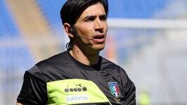 Serie A Lazio-Udinese, Calvarese dirige il recupero
