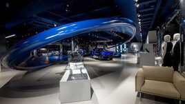 Maserati Levante MY19 Gransport in mostra al Modena Wheels