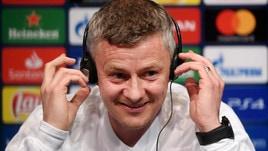 Solskjaer: «Questo Barcellona è uno dei migliori degli ultimi anni»