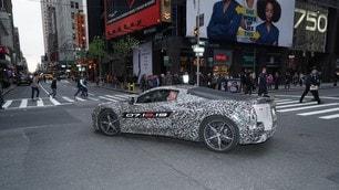 Chevrolet Corvette C8: le immagini in esclusiva