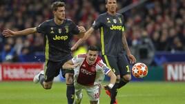 Mandzukic, out contro l'Ajax