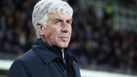 Serie A Atalanta, Gasperini: «Nessun gol? Ogni tanto può capitare»