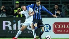 Serie A Atalanta, differenziato per Ilicic e Toloi