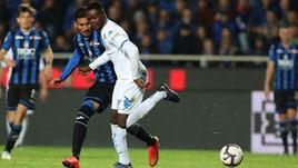 Atalanta-Empoli 0-0: Gasperini, niente sorpasso alla Roma