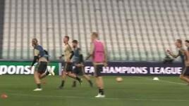 Ajax: l'allenamento allo Stadium