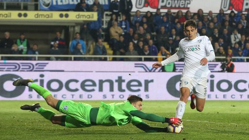 Serie A Empoli, la salvezza passa per le mani di Dragowski