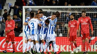 Liga: Jonathan Silva ferma il Real Madrid