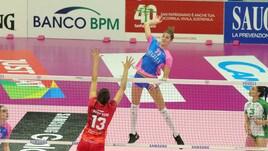 Volley: Play Off Femminili, vanno avanti Novara e Monza